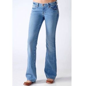 J Brand Jeans Bootcut Mid Rise 31 Long